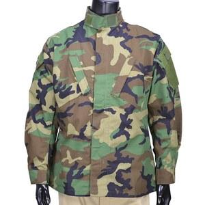 TRU-SPEC BDUジャケット 迷彩 メンズ [ ウッドランドカモ / Sサイズ ] フィールドジャケット アーミージャケット 上着