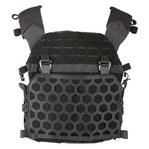 5.11tactical オールミッション プレートキャリア 59587 HEXGRID対応 [ ブラック / L/XLサイズ ] 5.11タクティカル ALLMISSION PLATE CARRIER 12x9 Gear Set MOLLE グラブドラッグハンドル コーデュラナイロン ヘックスグリッド対応