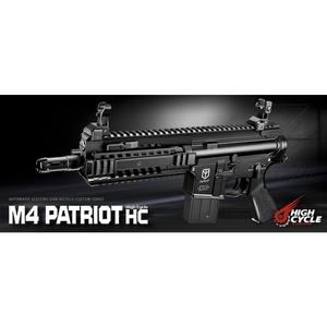 東京マルイ 電動ガン M4パトリオットHC ハイサイクル ハンドガン 拳銃 ピストル 18才以上用 18歳以上用 電動ブローバック サブマシンガン