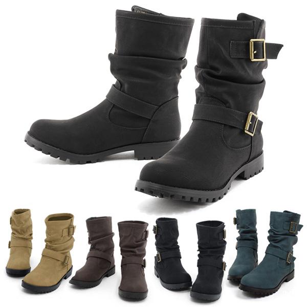 ガーリーでとっても可愛いツヤ無しショートブーツ マート ナチュかわいいくしゅくしゅ歩きやすい レディース 黒 履きやすい かわいい 送料無料 エンジニアブーツ ショートブーツ エンジニアショートブーツ 歩きやすい ローヒール くしゅくしゅ 冬ブーツ ブラック ぺたんこベタ 3cm痛くない 靴 可愛い グレージュ 新作通販 コスプレ ブラウン 幅広 茶色 as601