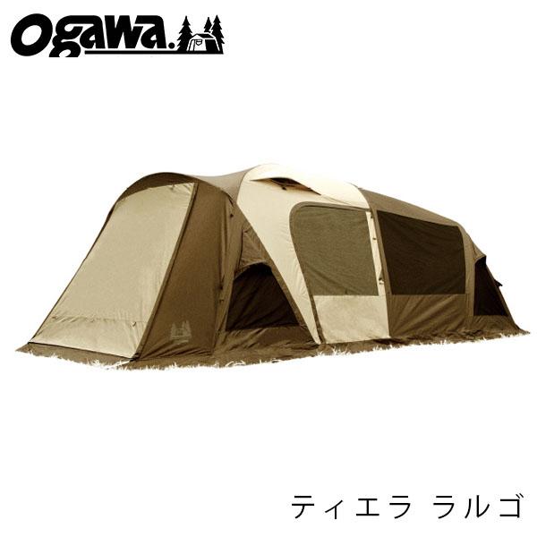 送料無料 ogawa 小川キャンパル ティエラ ラルゴ ロッジドーム ドームテント 5人用 テント キャンプ レジャー 運動会 日よけ サンシェード アウトドア 野外 フェス 海 山 OGA2760