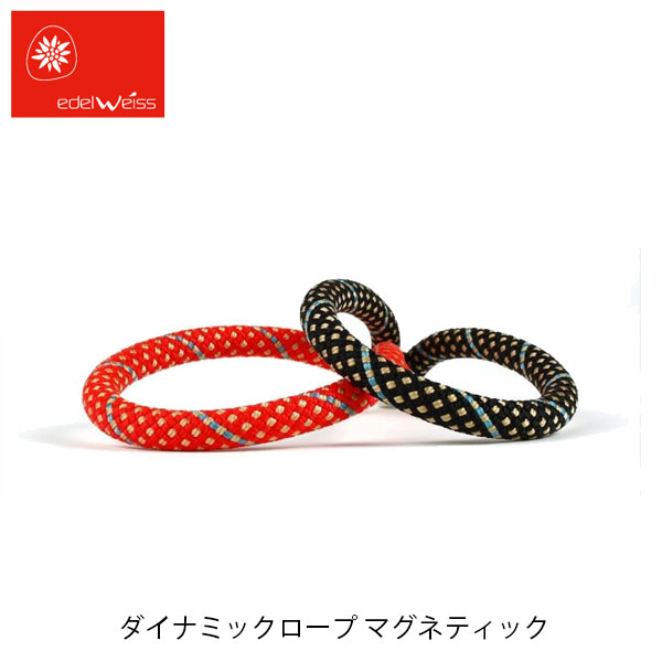 送料無料 EDELWEISS エーデルワイス ダイナミックロープ マグネティック 11mm 50m EW012850