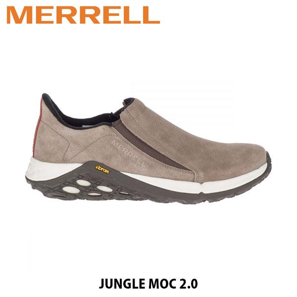 送料無料 メレル MERRELL メンズ ジャングル モック 2.0 ボウルダー JUNGLE MOC 2.0 BOULDER アウトドア ウォーキング 登山 スリッポン スニーカー シューズ 靴 男性用 94527 MERM94527