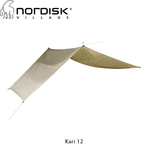 送料無料 NORDISK ノルディスク コットンタープ カーリ12 Kari 12 キャンプ アウトドア 242017 142017 NOR242017 国内正規品