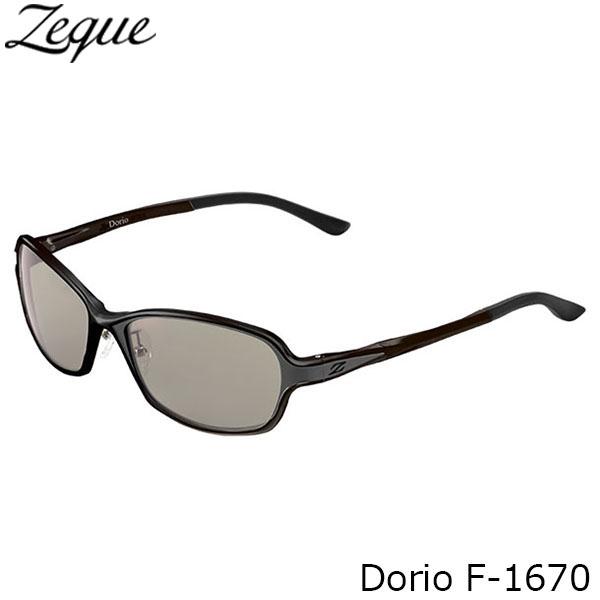 送料無料 Zeque ゼクー ジールオプティクス 偏光サングラス F-1670 Dorio BLACK×GRAY LITE SPORTS 釣り フィッシング アウトドア メンズ レディース 偏光グラス 偏光レンズ ZEAL OPTICS GLE4580274166986