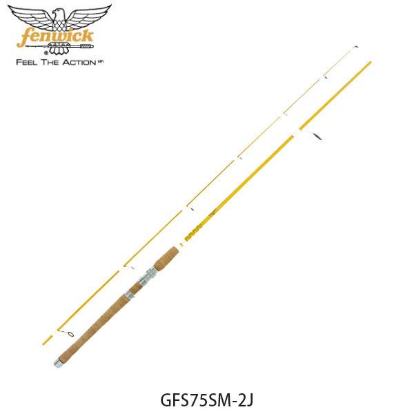 送料無料 フェンウィック fenwick ロッド 釣り竿 GFS75SM-2 J レインボーゼニス トラウト スピニング フィッシング 012502027550 FEN4930843572616