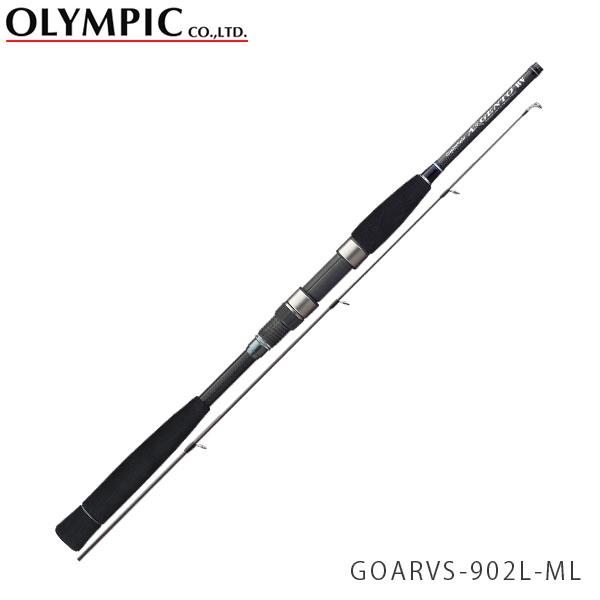 送料無料 OLYMPIC オリムピック 釣竿 シーバス SEABASS ARGENTO RV アルジェント RV GOARVS-902L-ML OLY4571105690435