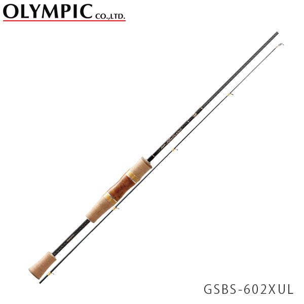 送料無料 OLYMPIC オリムピック 釣竿 エリアトラウト AREATROUT 18 Super BELLEZZA 18 スーパーベレッツァ GSBS-602XUL OLY4571105692590