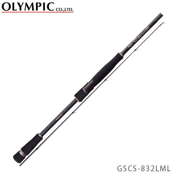 送料無料 OLYMPIC オリムピック エギングロッド 釣竿 EGING Super Calamaretti GSCS-832LML スーパーカラマレッティー OLY4571105691050