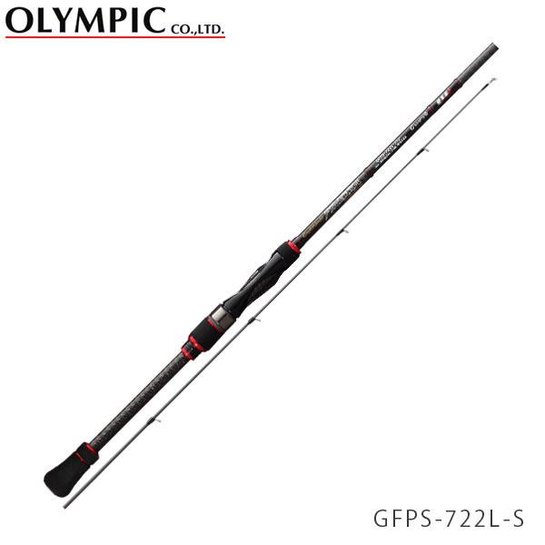 送料無料 OLYMPIC オリムピック 釣竿 メバル/ロックフィッシュ MEBARU/ROCKFISH FINEZZA PROTOTYPE フィネッツァプロトタイプ GFPS-722L-S OLY4571105691708