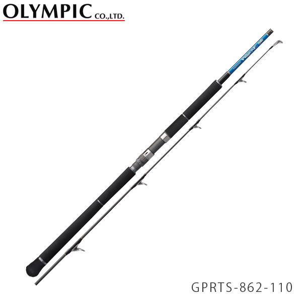送料無料 OLYMPIC オリムピック 釣竿 オフショアキャスティング OFFSHORE CASTING 19 PROTONE TUNA 19 プロトン ツナ GPRTS-862-110 OLY4571105693054
