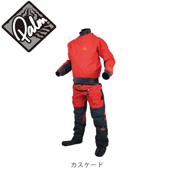 春の新作 フィッシング 釣具 Palm パーム カヤック ウェア ドライスーツ Cascade 11741 高階救命器具 PAL11741 直輸入品激安 カスケード