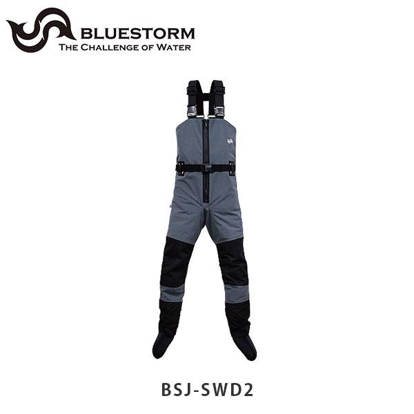 送料無料 BLUESTORM ブルーストーム フィッシングウェーダー ネオプレンソックスウェーダー BSJ-SWD2 高階救命器具 BSJSWD2