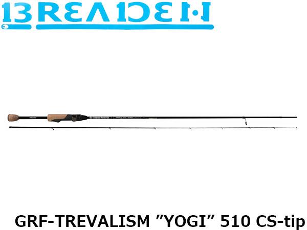 """送料無料 ブリーデン BREADEN GlamourRockFish トレバリズム ヨギ TREVALISM """"YOGI"""" GRF-TREVALISM """"YOGI"""" 510 CS-tip BRI4571136851546"""