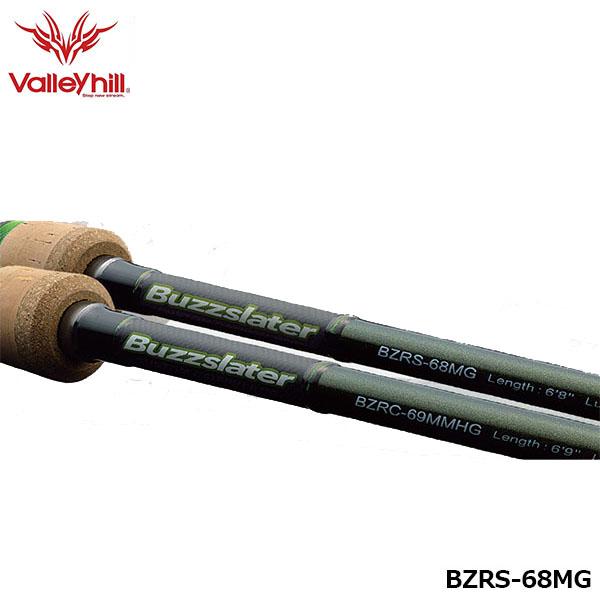 送料無料 バレーヒル バズスレイター BZRS-68MG Buzzslater 釣り竿 ナマズロッド 竿 ロッド Valleyhill FRESH WATER VAL001890
