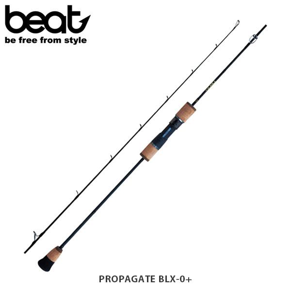 送料無料 ビート beat ジギングロッド 竿 プロパゲートビーエルエックス PROPAGATE BLX-0+ コルクグリップ 釣り フィッシング BET4589471773362