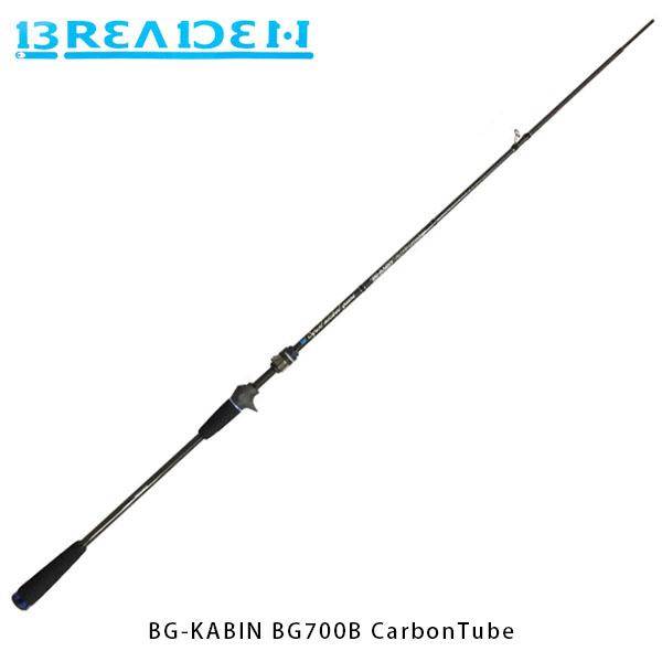 送料無料 ブリーデン BREADEN オフショアエギングロッド BG-KABIN Squidwickedgame BOAT GAME BG700B/CarbonTube BRI4571136851812