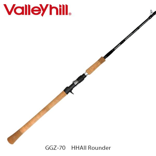 送料無料 バレーヒル 雷魚ロッド GUN2ゼロ・スネイクヘッドスペシャル GGZ-70HH オールラウンダー ライギョ 釣り フィッシング Valleyhill VAL031415
