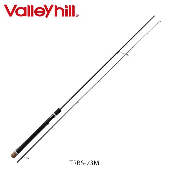 送料無料 バレーヒル ボートシーバスロッド タイドレイカー アウトボーダー ベイカスタム TRBS-73ML 釣り フィッシング Valleyhill VAL209654