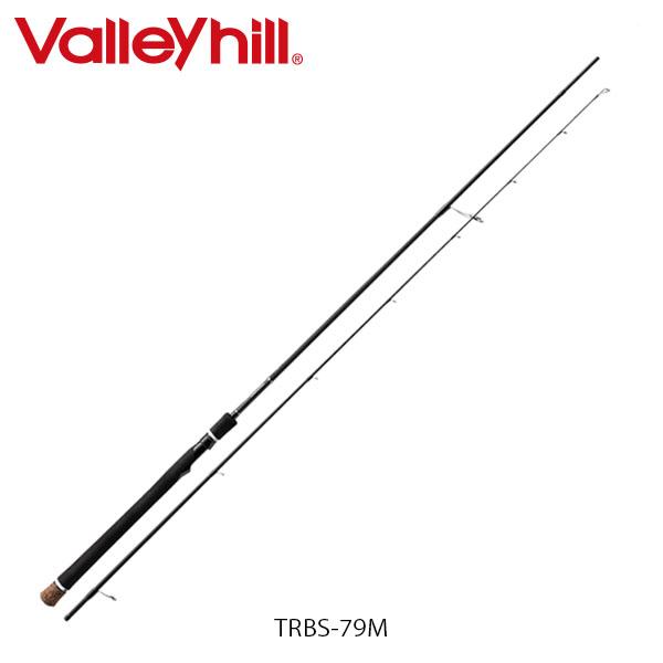 送料無料 バレーヒル ボートシーバスロッド タイドレイカー アウトボーダー ベイカスタム TRBS-79M 釣り フィッシング Valleyhill VAL209661