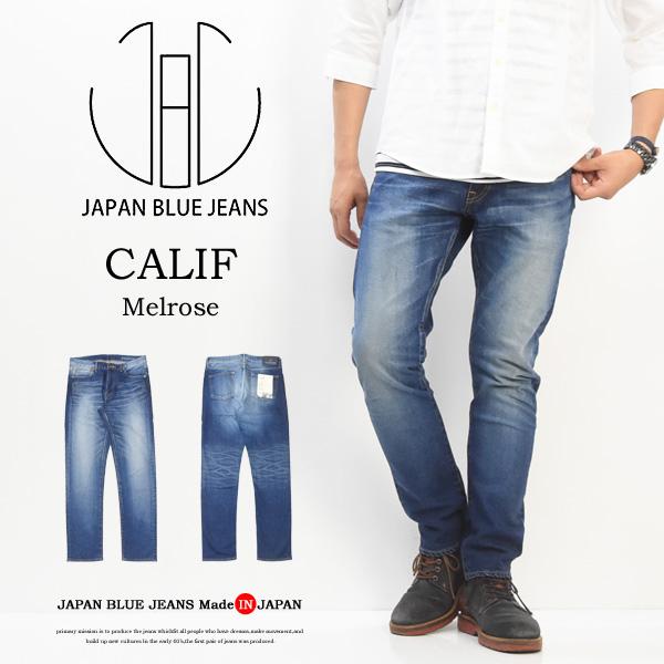 JAPAN BLUE JEANS ジャパンブルージーンズ CALIF. Melrose テーパード 日本製 ジーンズ ストレッチデニム メルローズ カリフ 定番 メンズ 送料無料 J8717ME