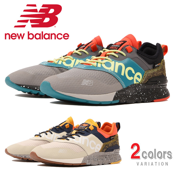 new balance ニューバランス スニーカー 靴 ランニングシューズ ウォーキング スポーツ ローカット カジュアル メンズ 送料無料 CMT997HB CMT997HC