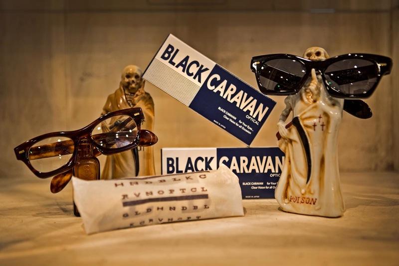 GLAD HAND×BLACK CARAVAN GH BLACK CARAVAN-ZORRO#001(AMB×SMOKE)黑色隊商/佐羅/巴迪·霍利