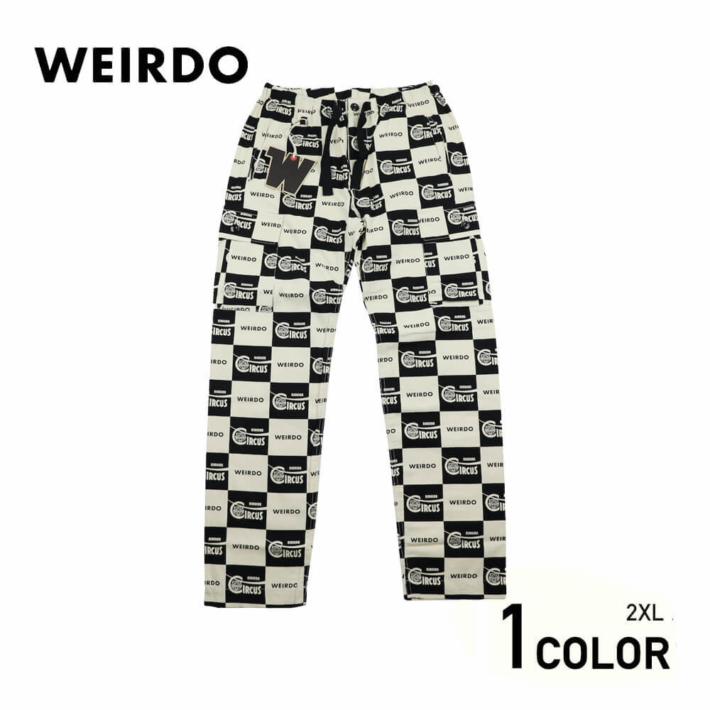 2XL:ウィアード カーゴパンツ メンズ WEIRDO RINGING - CARGO PANTS GLADHAND グラッドハンド GANGSTERVILLE ギャングスタービル OLD CROW オールドクロウ