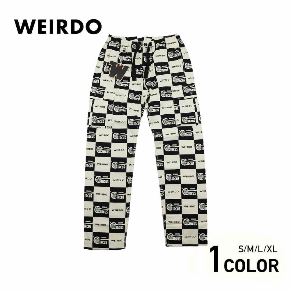 ウィアード カーゴパンツ メンズ WEIRDO RINGING - CARGO PANTS GLADHAND グラッドハンド GANGSTERVILLE ギャングスタービル OLD CROW オールドクロウ