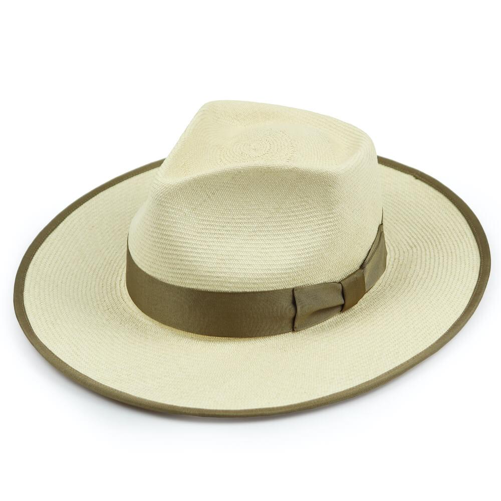 グラッドハンド パナマハット メンズ 麦わら帽子 GLAD HAND & Co. - HAT CROW GANGSTERVILLE ギャングスタービル WEIRDO ウィアード OLD CROW オールドクロウ