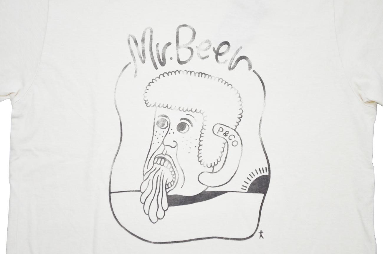 Tシャツ Mr. BEER T-SHIRTS ※SCUMBOY ※ネコポス対応 PEANUTS/&Co. /(250円/) /(WHITE/) TATTOO X ピーナッツカンパニー
