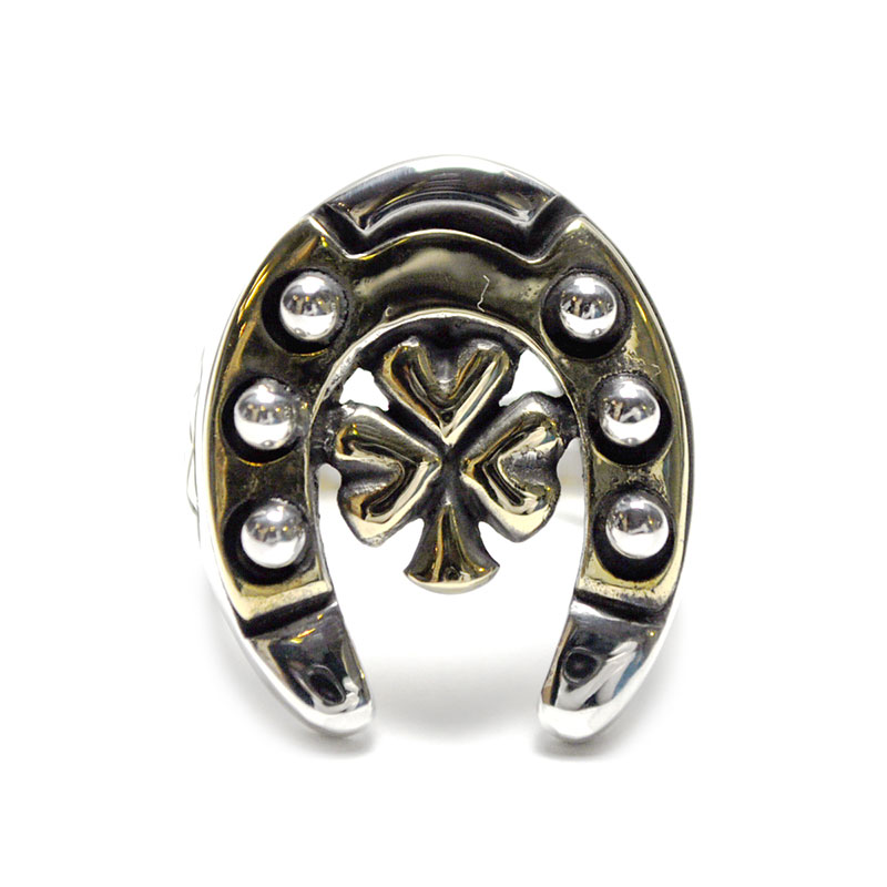 GANGSTERVILLE x galcia HORSESHOE RING