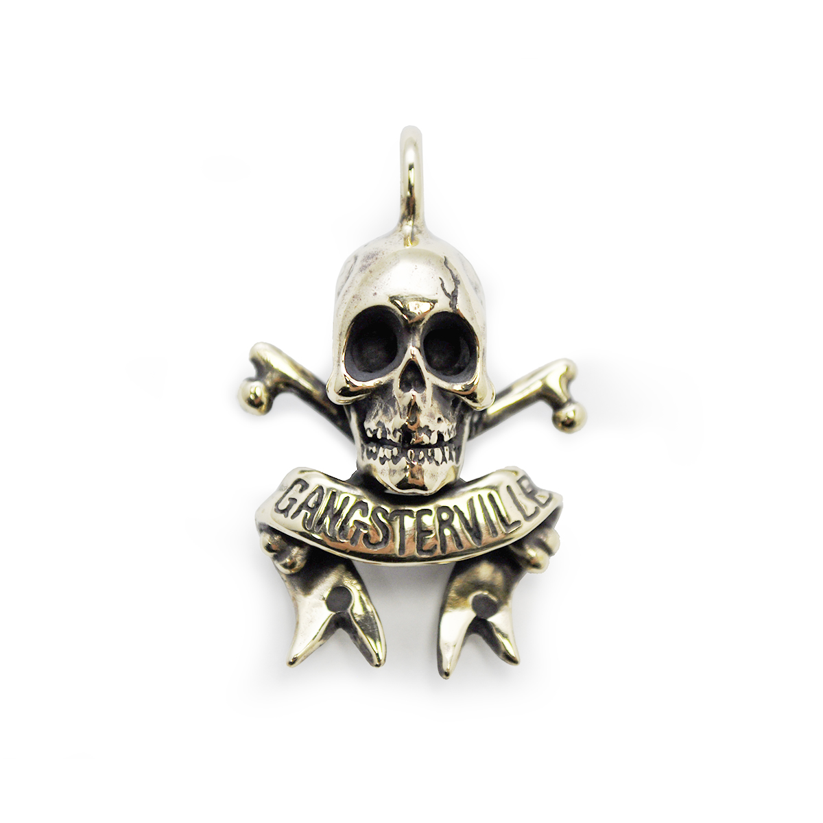 GANGSTERVILLE x galcia PENDANT - TOP