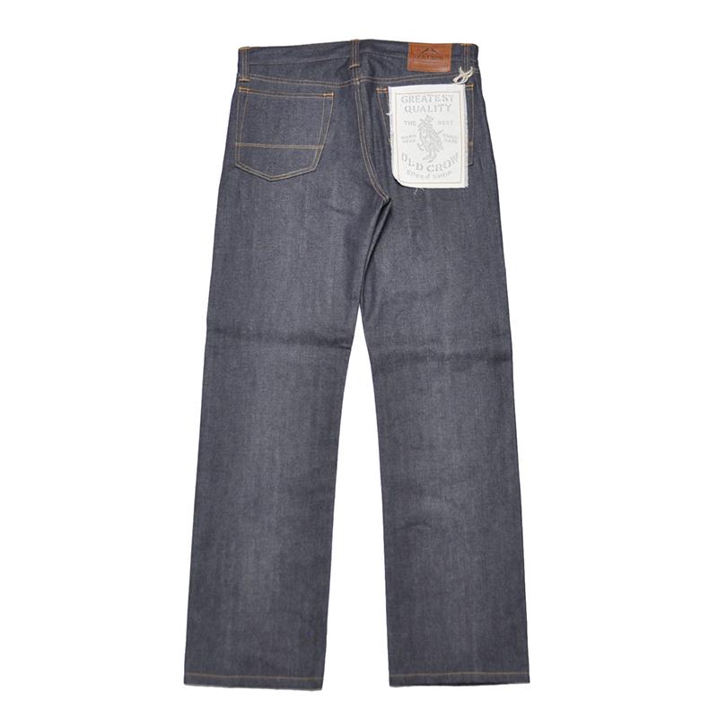 OLD CROW OLD RODDER - DENIM PANTS (RIGID) オールドクロウ リジッド デニム パンツ/GLADHAND/グラッドハンド/GANGSTERVILLE /ギャングスタービル/WEIRDO/ウィアード