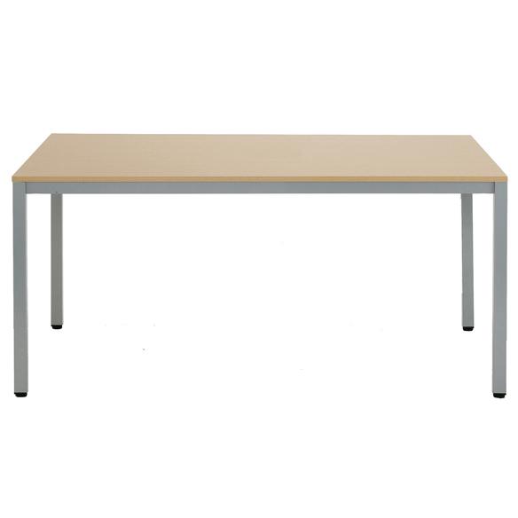 楽天市場】ミーティングテーブル w1500xd750 ナチュラル rfmt-1575nn