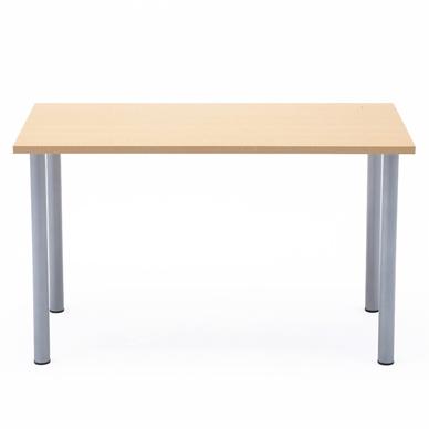 エコノミーテーブル W1200xD600 ナチュラル RFEMD-1260N アールエフヤマカワ RFyamakawa デスク テーブル 机 ワークテーブル 作業台 作業 事務 オフィス ミーティング 会議机