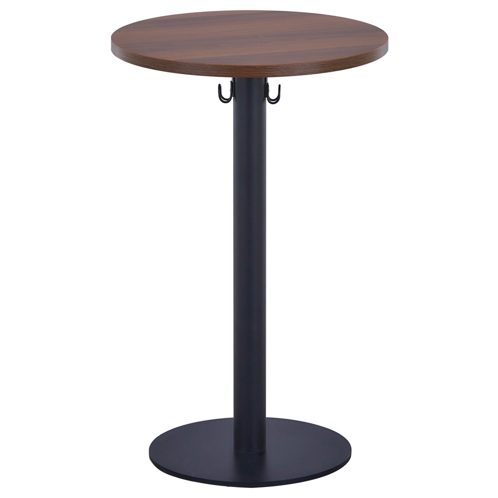 リフレッシュサイドテーブル φ400 ウォルナット RFRST-400DM アールエフヤマカワ RFyamakawa 丸テーブル 円テーブル 40cm コーヒーテーブル
