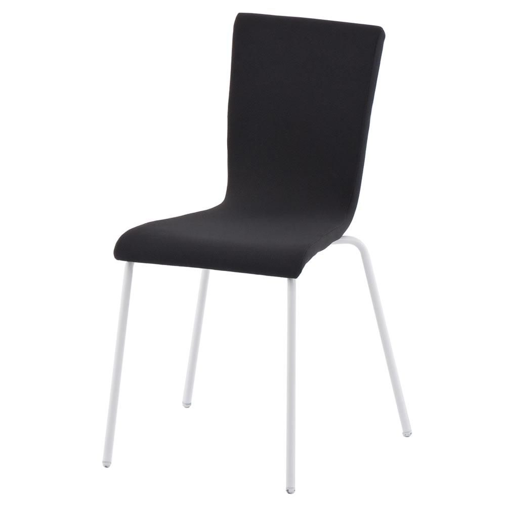 ファブリックチェア チャコールグレー(1脚)RFC-FPGYWF 椅子 会議用椅子 会議椅子 イス ミーティングチェア カフェチェア ダイニングチェア ワークチェア スタッキングチェア スタックチェア
