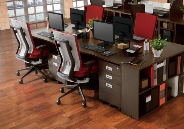 [SIDIZ] 有T55椅子/蓝色T550DAU-734-S aruefuyamakawa RFyamakawa办公室椅子解说员的总统椅子工作椅子
