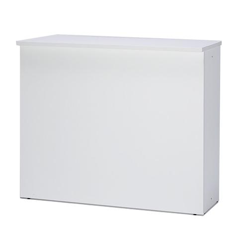 [Jシリーズ] ハイカウンター W1200xD450 ホワイト RFHC-1200W   アールエフヤマカワ RFyamakawa 受付カウンター 受付 エントランス 待合室 店舗 カウンター