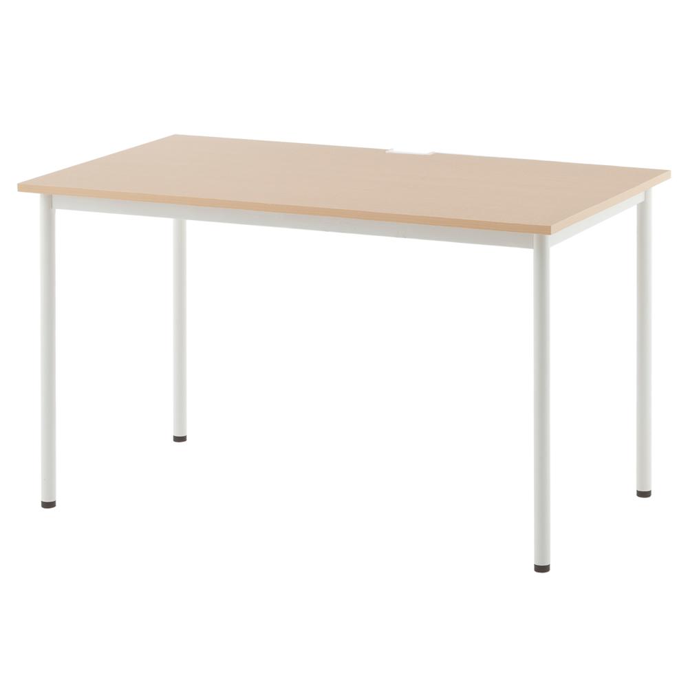アールエフヤマカワ SHシンプルテーブル W1200xD700 ナチュラル SHST-1270NA