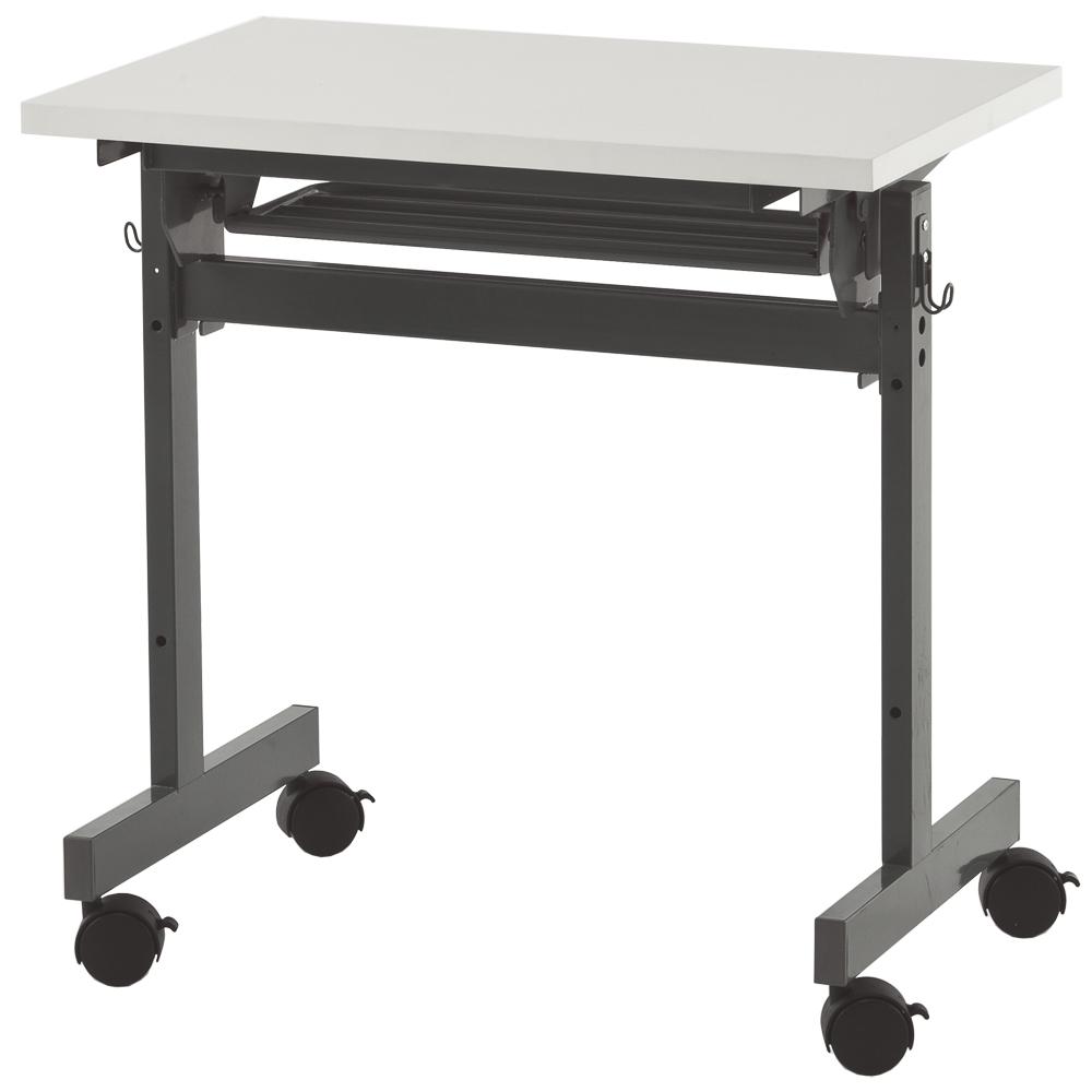 フォールディングテーブル IV W700xD450 W700xD450 IV ホワイト SHFT-0745-4WH【送料無料】 折りたたみテーブル 学習机 スタッキングテーブル 研修 学習机 ミーティング 会議用テーブル, さとうあいくらぶ:b8c4fcb2 --- vietwind.com.vn