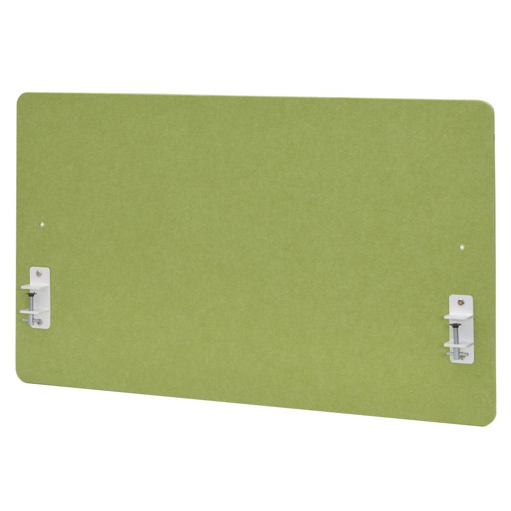 フェルトデスクトップパネルハイ W1000xH600 グリーン RFFDTPH-1060GN アールエフヤマカワ RFyamakawa 机上 衝立 スクリーン デスクパネル 仕切り ブラインド
