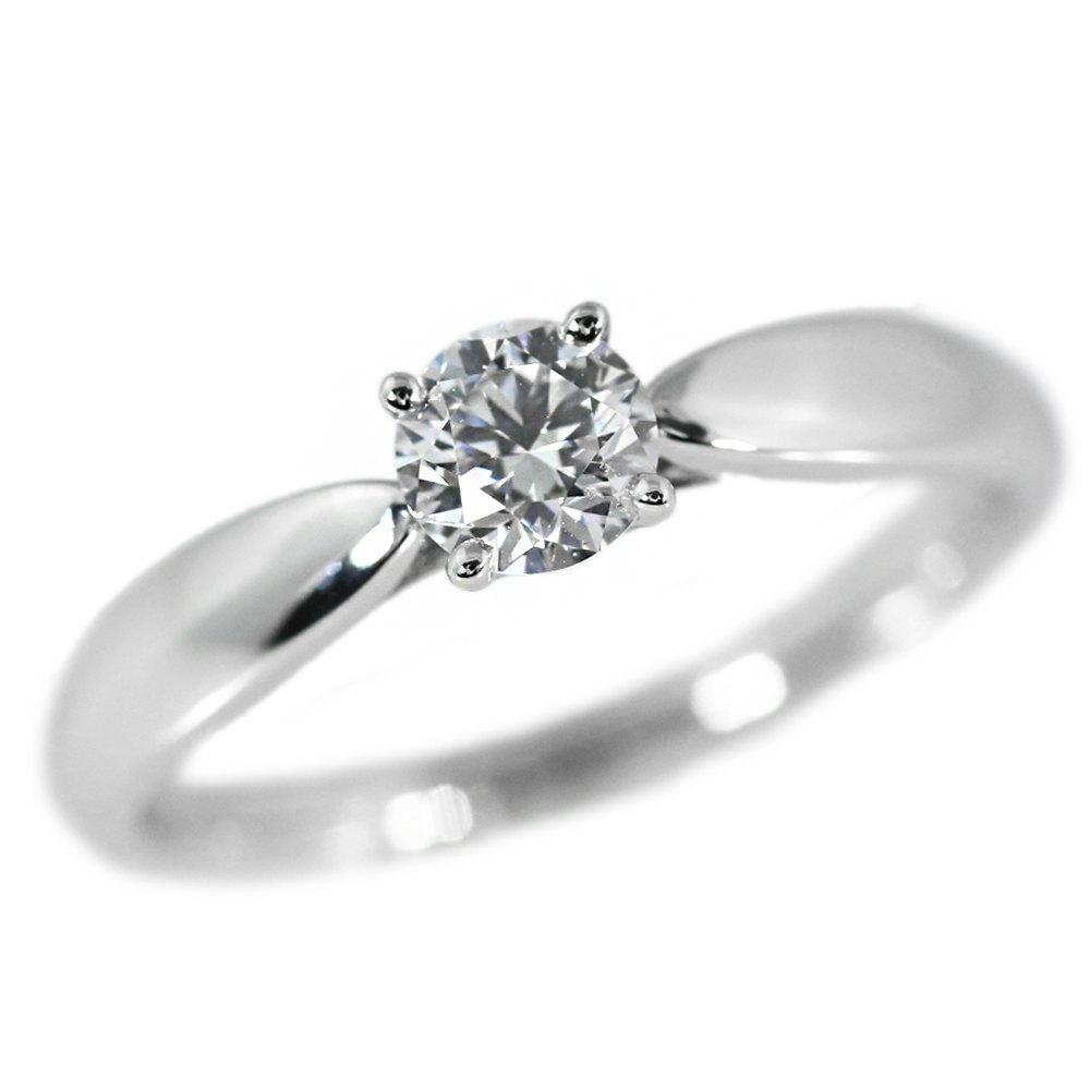 304b50017 rfstore: Tiffany harmony diamond (engage marriage) ring, ring /Pt950 ...