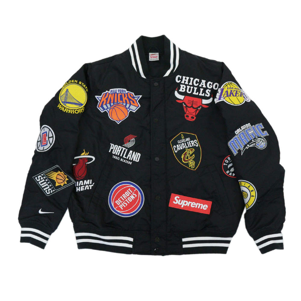 Chicago Bulls Schedule 2020-18 rfstore: シュプリーム NIKE 18SS NBA Warm UP Jacket, Nike warm up
