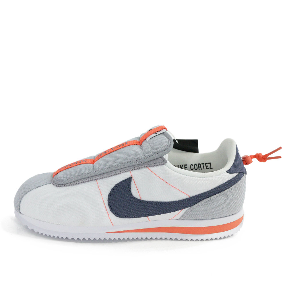 premium selection 9bacb 1e7fb Nike CORTEZ KENNY IV, コルテッツケンドリックラマーケニー 4 low-frequency cut sneakers shoes  /AV2950-100/28.5cm/ white X gray X navy X orange /NIKE/b190119 ■ 227699