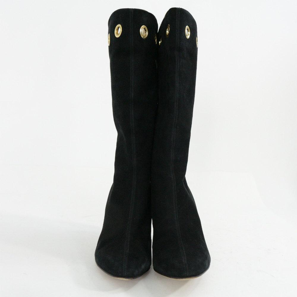 066e3a0121c rfstore: ジミーチュウポインテッドトゥ boots shoes heel /35/ black ...
