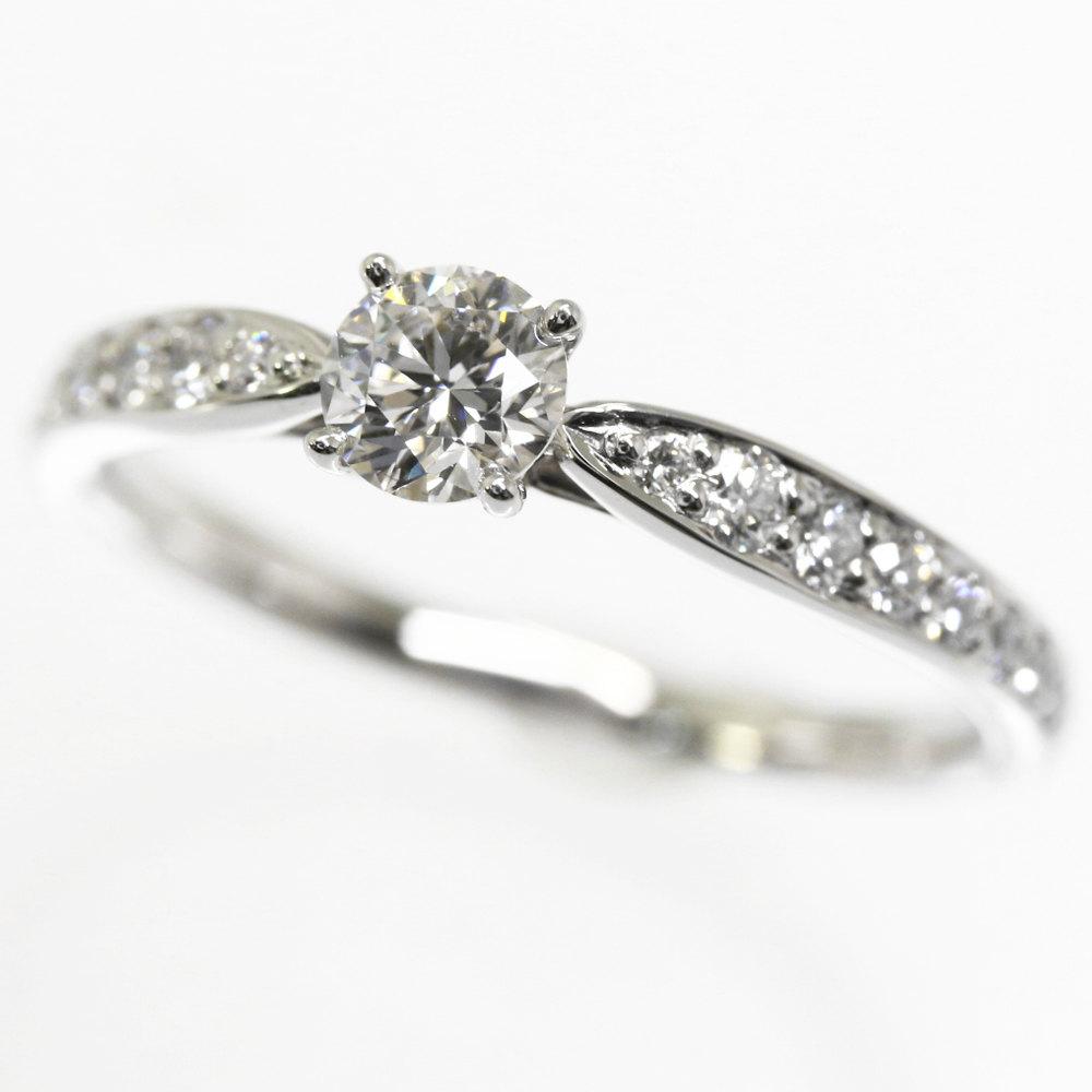 1b4ffd6c0 ... Tiffany harmony wedding band 19P, diamond (engage marriage) ring, ring  /Pt950 ...