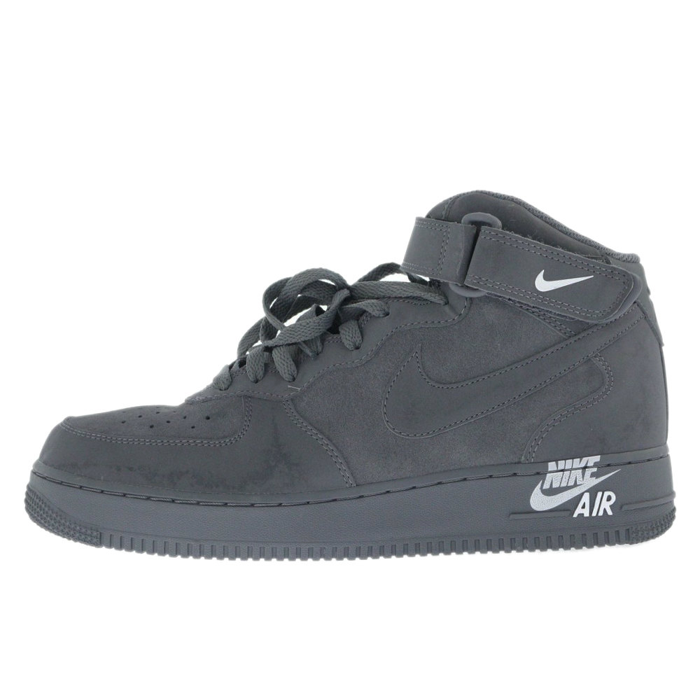 buy online 02e61 5acf1 Super beautiful article, Nike AIR FORCE 1 MID 07. higher frequency  elimination sneakers shoes air force 1 mid /315123-048/28/ gray  /NIKE/b190413 ■ ...