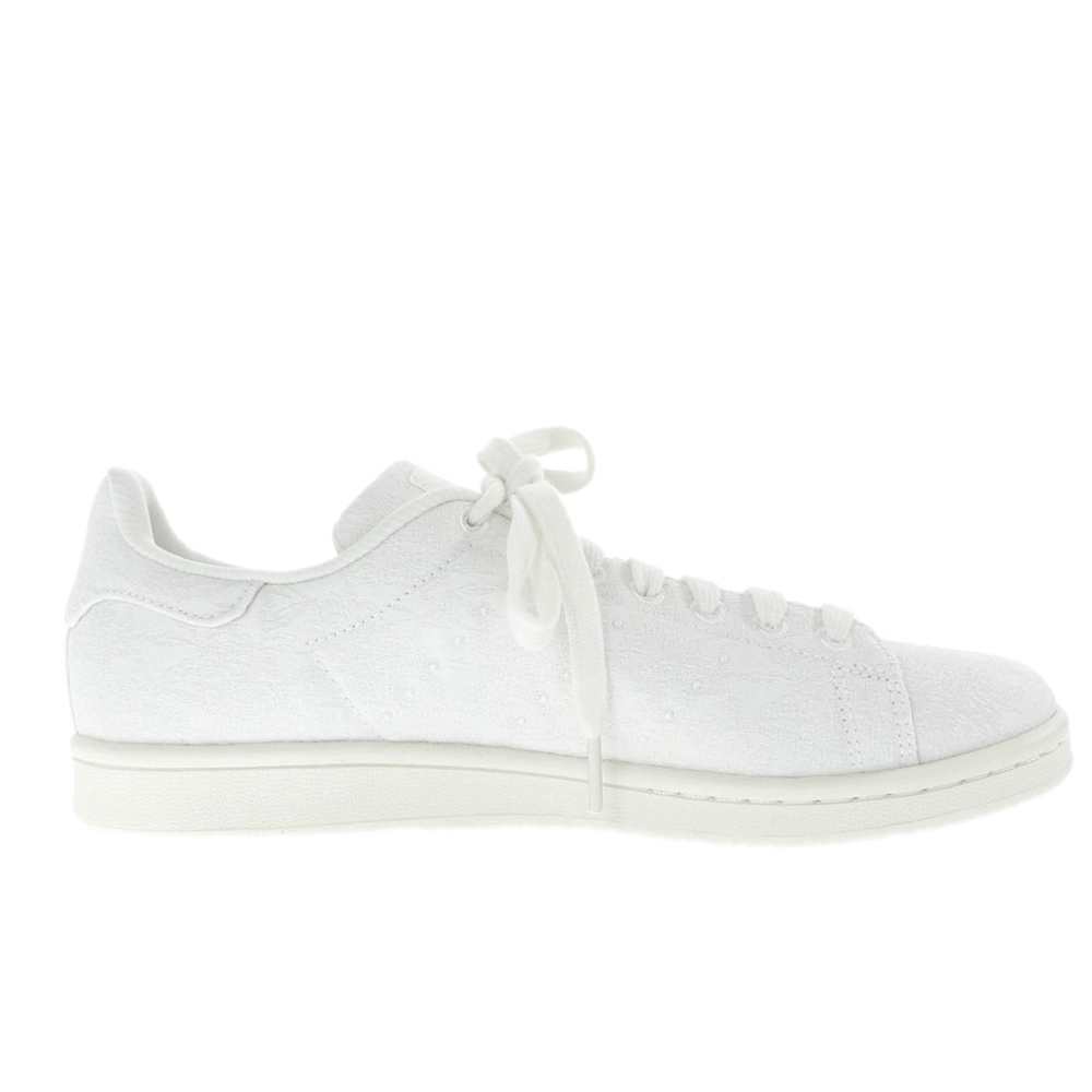 huge selection of 80732 208b6 Unused Adidas STAN SMITH Flowers, low-frequency cut sneakers shoes Stan  Smith Flowers /BA8589/24.5?/ white /adidas ■ 286404